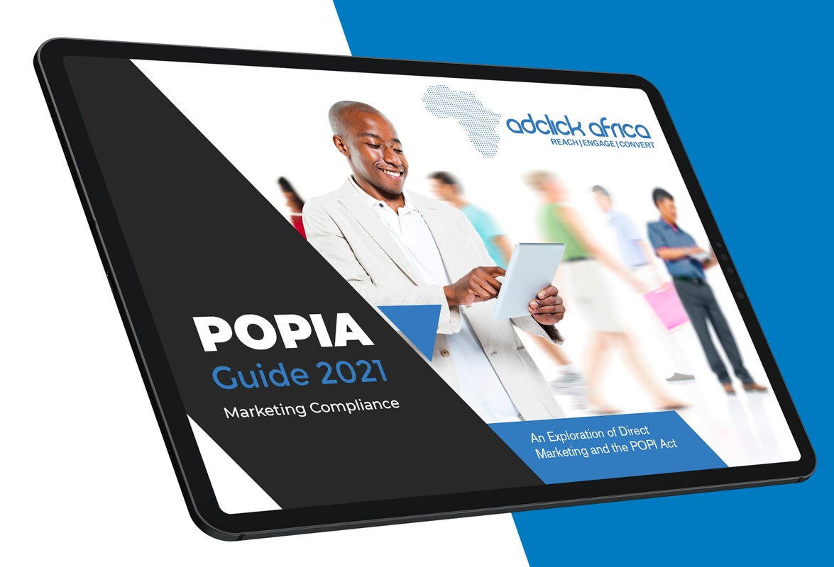 POPIA Guide 2021 | Adclick Africa